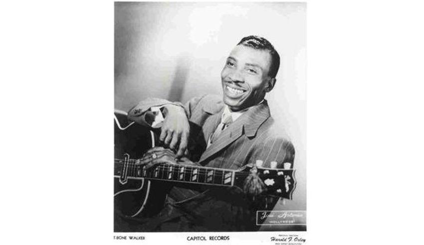 Photo de l'article: T-Bone Walker et le blues version guitare électrique
